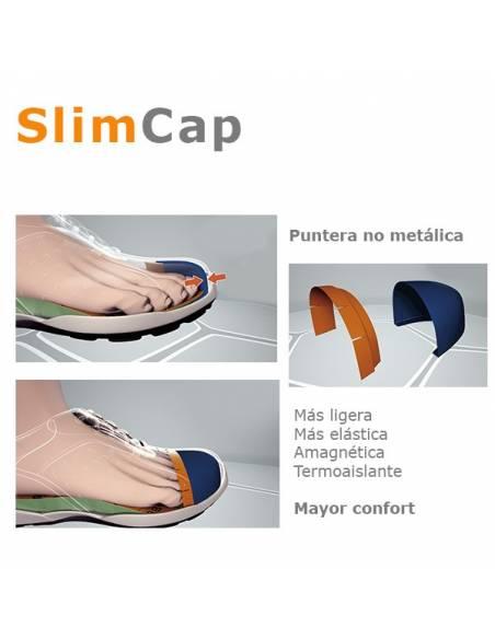 Puntera de seguridad SlimCap