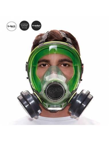 Máscara respiratoria facial completa BLS 5700