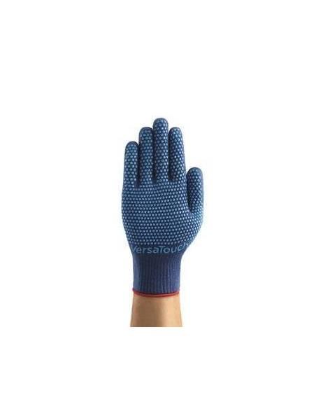 Guantes termicos industria alimentaria con piquitos en la palma de la mano para mejorar el agarre.