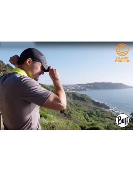 Gorra Buff con protección solar para activiades al exterior