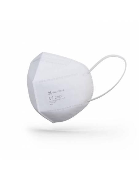 Mascarilla FFP2 sin filtro Protección Covid-19 - Bolsa Individual -
