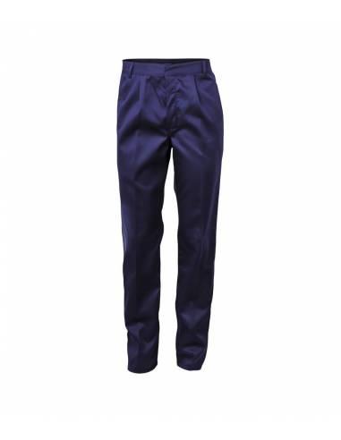 Pantalones ignífugos para soldadura de algodón