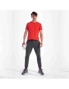 Pantalones jogging de hombre corte ajustado