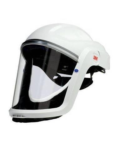 Pantalla con visor M-206 para equipo motorizado de respiración Versafló o Jupiter 3M