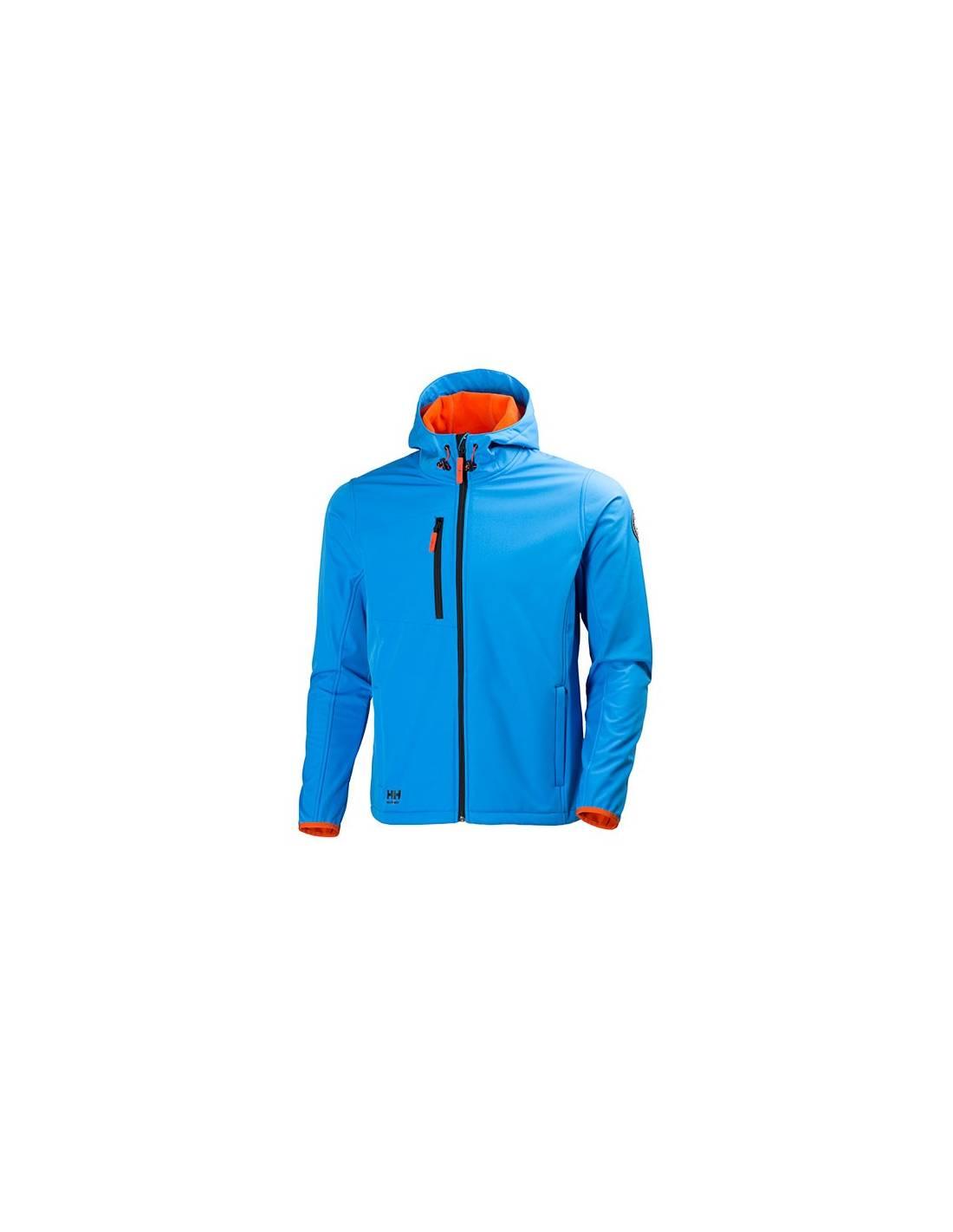 Chaqueta softshell Valencia Jacket azul de Helly Hansen COMPRAR ONLINE c8ac08a20475