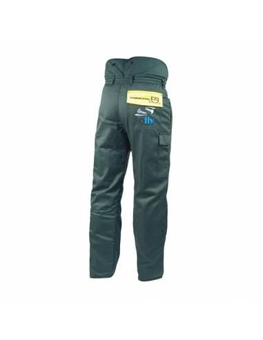 pantalones de protección motosierra