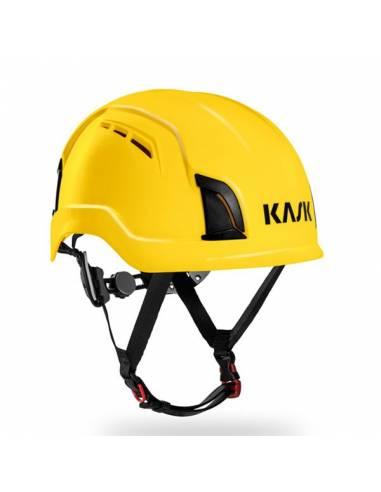 Casco de seguridad Kask con barbuquejo