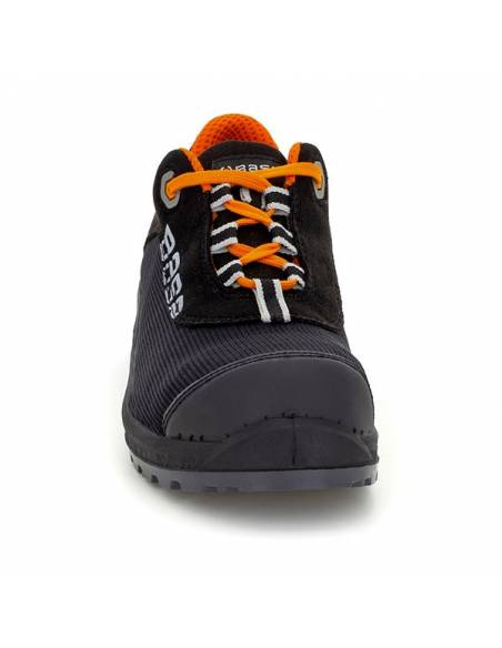 ZAPATO DE SEGURIDAD BASE BE FIT B0878 S1P SRC FRONTAL
