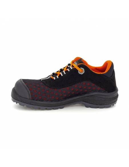 ZAPATO DE SEGURIDAD BASE BE FIT B0878 S1P SRC LATERAL INTERIOR