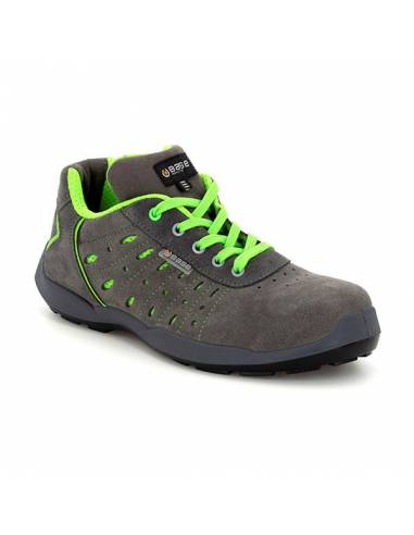 ZAPATOS DE SEGURIDAD BASE ACE B0671 S1P SRC