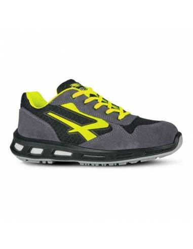 ZAPATO DE SEGURIDAD U-POWER RED LION YELLOW S1P