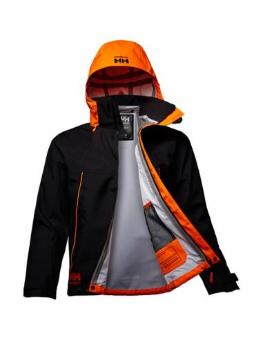 CHAQUETA IMPERMEABLE CORTAVIENTOS HELLY HANSEN CHELSEA EVOLUTION SHELL JACKET