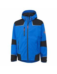 CHAQUETA IMPERMEABLE CORTAVIENTOS HELLY HANSEN CHELSEA SHELL JACKET AZUL
